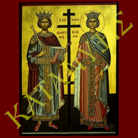 Άγιος Κωνσταντίνος & Αγία Ελένη