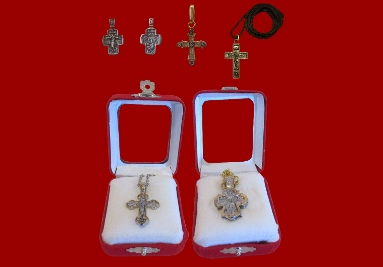Small Crosses